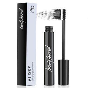 Beauty for Real Hi-Def Mascara Just Black